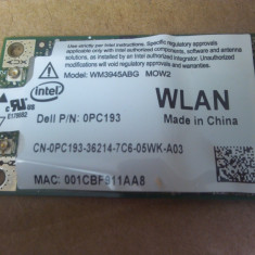 WIFI dell xps m1330 pp25l 0pc193 Latitude D820 d531 d830 Precision M65 M4300