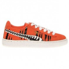 ADIDASI Puma Suede Chemical Comic Orange ORIGINALI 100% din germania nr 36 - Adidasi dama Puma, Culoare: Piersica