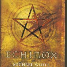 Carte ezoterism : ECHINOX de MICHAEL WHITE, Rao