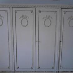Vand mobila dormitor Ludovik - Dormitor complet