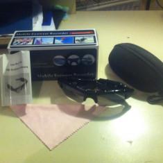 Ochelari cu camera video - Camera spion