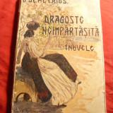 V.Demetrius - Dragoste neimpartasita - Nuvele - Ed.IIa revazuta 1920 - Nuvela