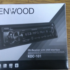 SUPER OFERTA RADIO-CD KENWOOD - CD Player MP3 auto JVC