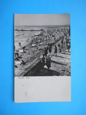 HOPCT 5081  EFORIE -PLAJA   IN ANUL 1964-JUD CONSTANTA RPR[CIRCULATA] foto