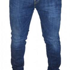 Blugi LEVI'S 511 SLIM FIT - (MARIME: 30x30) - Talie = 85 CM / Lungime = 100 CM - Blugi barbati Levis, Culoare: Albastru, Prespalat, Normal