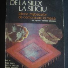 GIOVANNI GIOVANNINI - DE LA SILEX LA SILICIU