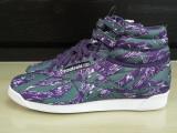 Adidasi  originali-adidasi femei REEBOK - adidasi inalti dama- din panza -39, Multicolor, Textil