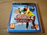 Joc Move Sports Champions 2, PS3, original! Alte sute de jocuri!, Sporturi, 12+, Multiplayer, Sony