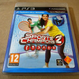 Joc Move Sports Champions 2, PS3, original! Alte sute de jocuri!