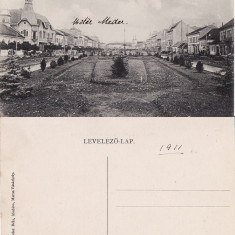 Targu Mures- rara - Carte Postala Transilvania 1904-1918, Necirculata, Printata