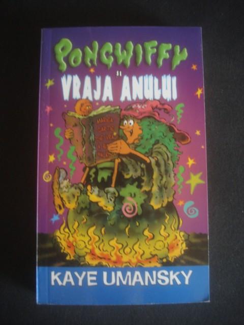 KAYE UMANSKY - PONGWIFFY SI VRAJA ANULUI foto mare