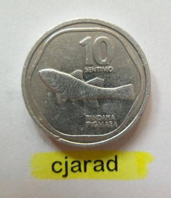 Moneda 10 Sentimo - Filipine 1988  (*cod 717) Allu-a.UNC foto