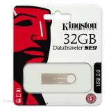 FLASH DRIVE 32GB SE9 SILVER KINGSTON - Stick USB