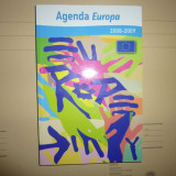 Agenda Europa 2008 - 2009 INTERESANT - Istorie
