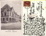 Sibiu, Hermannstadt -  Posta-  Rara- animata, Necirculata, Printata