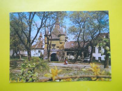 HOPCT 15776  BRASOV -POARTA ECATERINA [ SEC XVI ]  -JUD BRASOV [CIRCULATA] foto