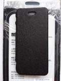 Husa iPhone 5c neagra, Alb, Gel TPU, Apple