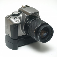 Canon 350d + Canon 28-90mm f4 - 5.6 - DSLR Canon, Kit (cu obiectiv), 8 Mpx, HD