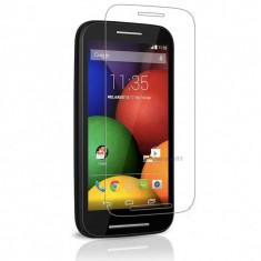 Folie Motorola Moto E Transparenta - Folie de protectie Motorola, Lucioasa