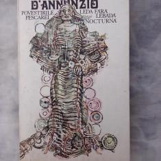 Povestirile pescarei - Leda fara lebada - Nocturna - Roman, Anul publicarii: 1980