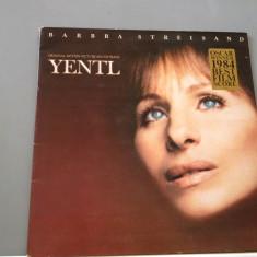 BARBRA STREISAND - YENTL(1983 /CBS REC/ RFG) - DISC VINIL/VINYL/IMPECABIL - Muzica Pop Columbia