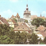 CPI (B5505) SIGHISOARA (16999) - Carte Postala Transilvania dupa 1918, Necirculata, Fotografie