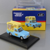 Ford Anglia Van Ice Cream Masina De Inghetata, 1/43 - Macheta auto