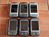 Lot telefoane HTC , 6 bucati , 3 x Vodafone 1615 , 3 x Vodafone 1605, Alta culoare, Neblocat