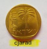 Moneda 10 Agorot - ISRAEL  *cod 725 UNC, Asia