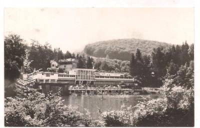 % carte postala-SOVATA-Lacul Ursu foto