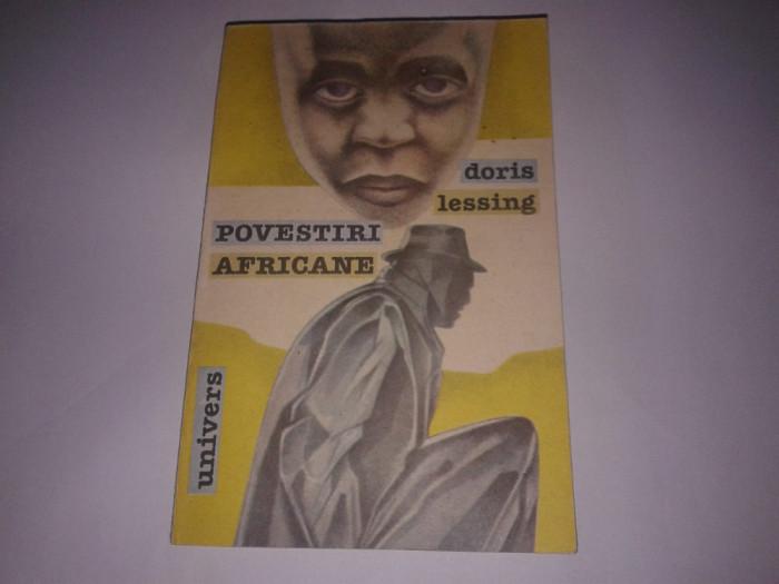 DORIS LESSING - POVESTIRI AFRICANE foto mare