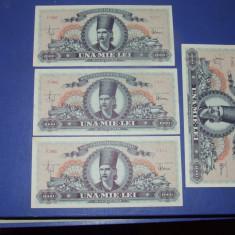 1000 lei 1948 UNC - Bancnota romaneasca