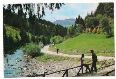 % carte postala-TURDA-Valea Ariesului-jud Cluj foto