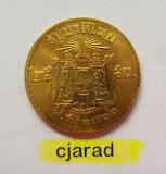 Moneda exotica 25 SATANG - Thailanda, anul 1957   *cod 733 - UNC