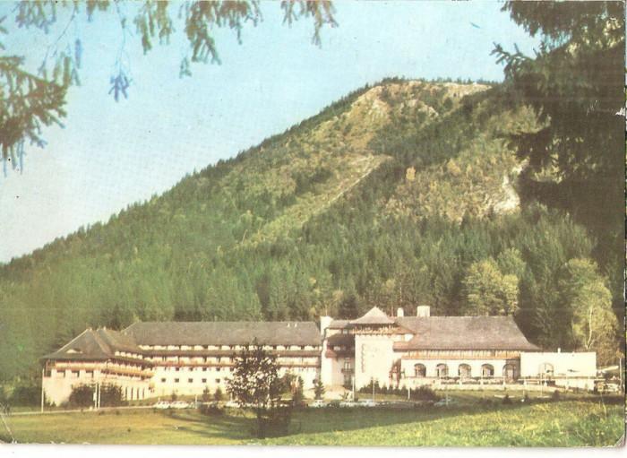 CPI (B5549) POIANA BRASOV - HOTEL SPORT foto mare