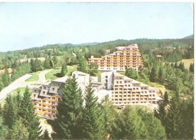 CPI (B5547) POIANA BRASOV - HOTELURILE ALPIN SI CIUCAS foto