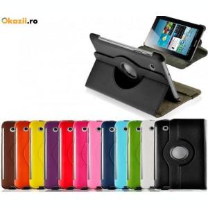 Husa rotativa 360 Samsung Galaxy Tab 2 Tab2 7.0 P3100 P3110 3113 + bonus