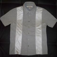 Camasa Triple Eight cu plasa laterala; marime XL, vezi dimensiuni; impecabila - Camasa barbati, Culoare: Din imagine, Maneca scurta