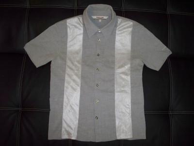 Camasa Triple Eight cu plasa laterala; marime XL, vezi dimensiuni; impecabila foto