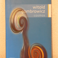 COSMOS -WITOLD GOMBROWICZ - Roman, Rao, Anul publicarii: 2005