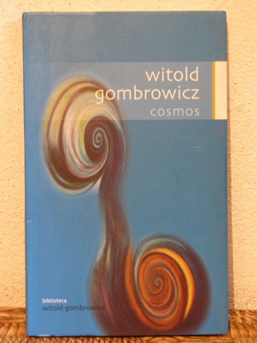 COSMOS -WITOLD GOMBROWICZ foto mare