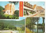 CPI (B5579) BAILE TUSNAD. HOTEL OLT, LACUL SFANTA ANA, LACUL CIUCAS, Circulata, Fotografie