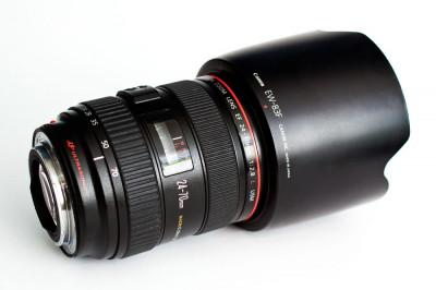 obiectiv canon 24-70 mm f/2.8 L USM foto
