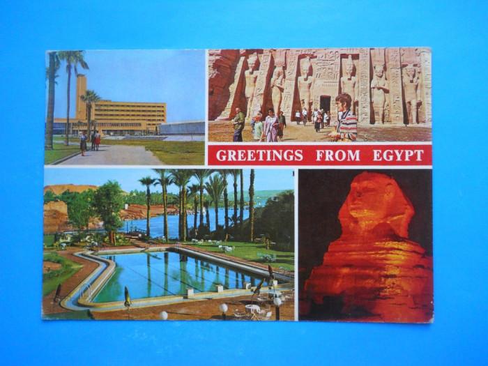 HOPCT 19855  EGIPT ASPECTE   - [NECIRCULATA] foto mare