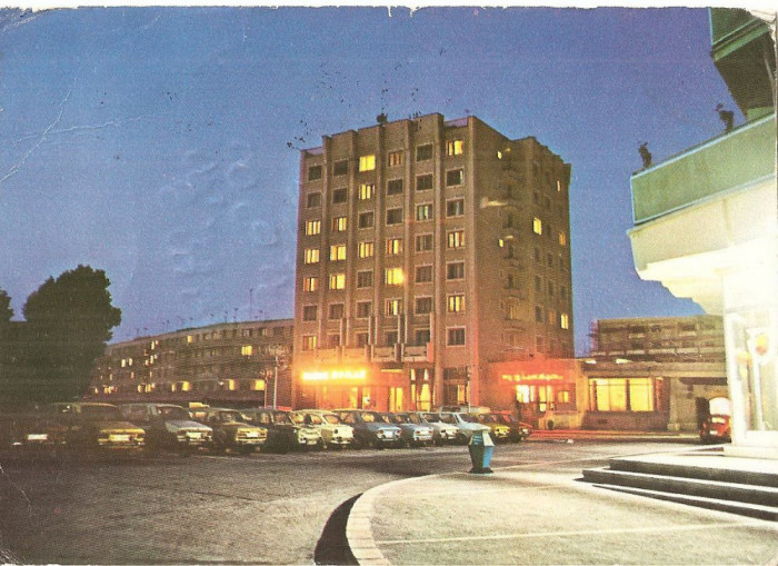 """CPI (B5597) ROMAN. HOTEL """"ROMAN"""" foto mare"""