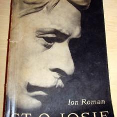 ST. O. IOSIF - Ion Roman - Biografie