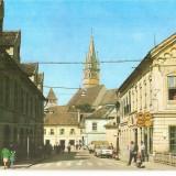CPI (B5590) MEDIAS. VEDERE - Carte Postala Transilvania dupa 1918, Necirculata, Fotografie