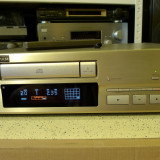 CD Player Sony CDP-X559ES High-End sampanie, lemne, stare foarte buna poze reale