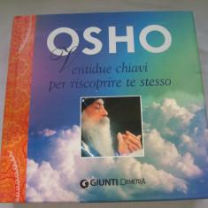 OSHO VENTIDUE CHIAVI PER RISCOPRIRE TE STESSO - Carti Islamism