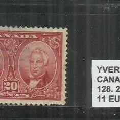 CANADA 1927 - 128. 20 C., Stampilat